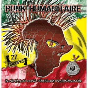 V/A PUNK HUMANITAIRE CD
