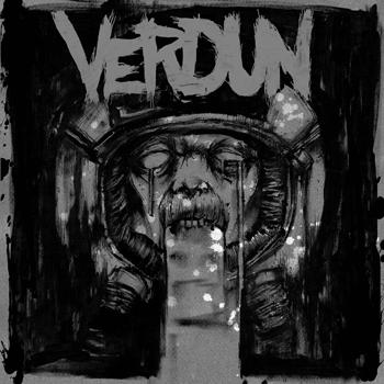 "VERDUN ""The Cosmic Escape Of Admiral Masuka"" LP"