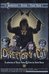 "DAVID BASSO ""The Director's Cut"" DVD + Livre"