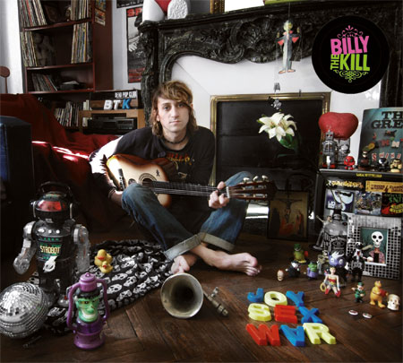 "BILLY THE KILL ""joy sex war"" CD"