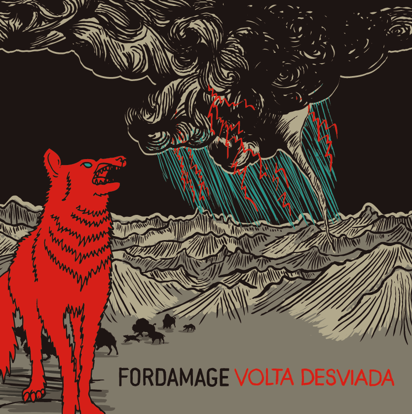 "FORDAMAGE ""Volta Desviada"" CD Digipack"