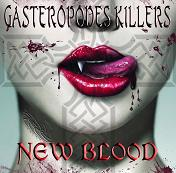 "GASTEROPODES KILLERS ""New Blood"" CD"