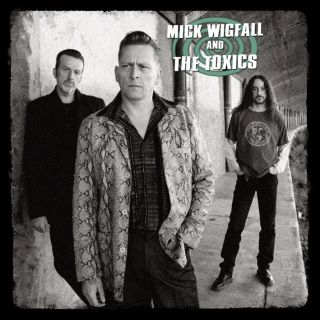 "MICK WIGFALL AND THE TOXICS ""s/t"" CD"