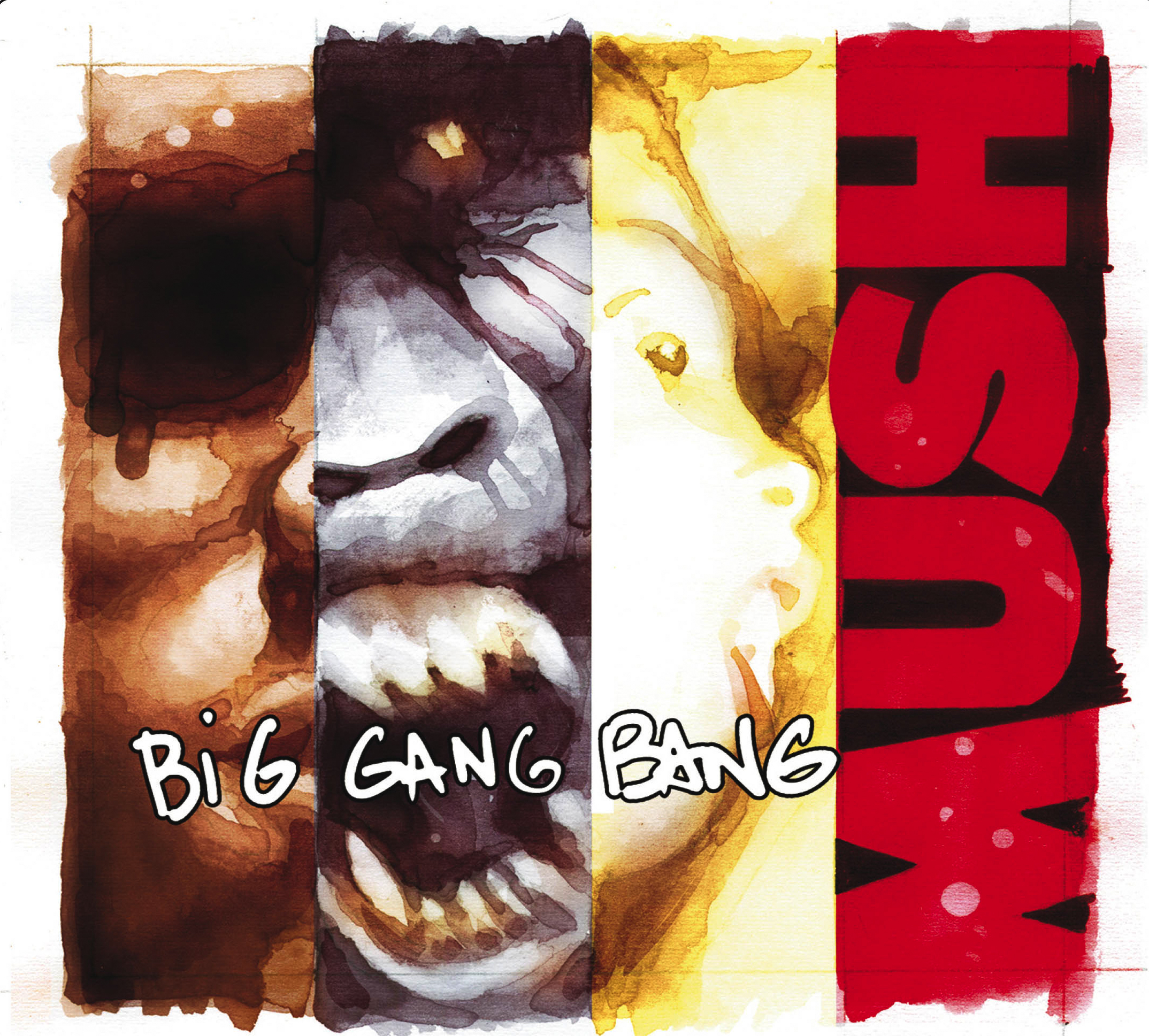"MUSH CD ""Bug Gang Bang"" r��dition"