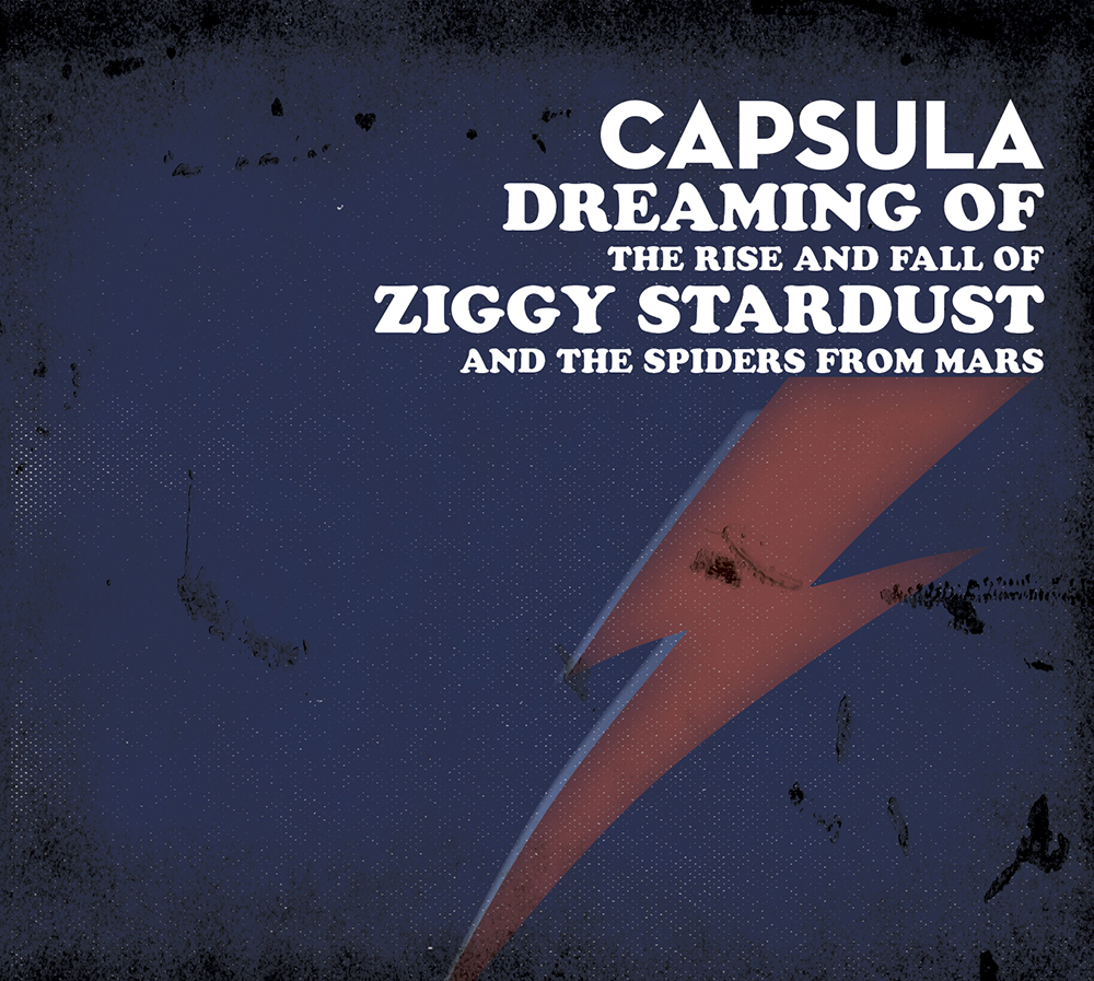 "CAPSULA ""Ziggy Stardust"" CD DIGIPAK"