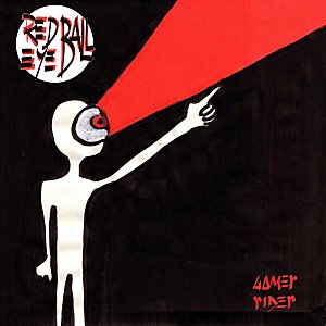 "RED EYE BALL ""Gamer Rider"" LP 12"" + CD"