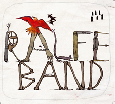 "RALFE BAND - ""Swords"" CD"