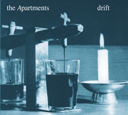 "THE APARTMENTS ""Drift"" CD"