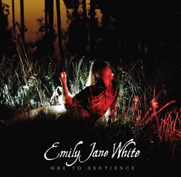 "EMILY JANE WHITE ""Ode To Sentience"" CD Digipack"