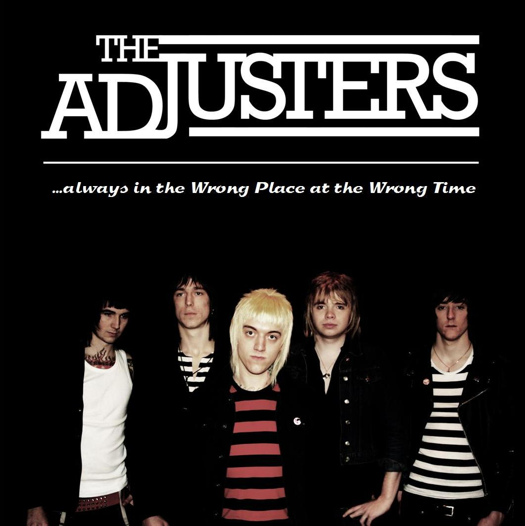 "THE ADJUSTERS ""Wrong Place, Wrong Time"" EP 7"""