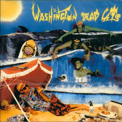 "WASHINGTON DEAD CATS ""Gore 'A'Billy-Boogie"" CD"
