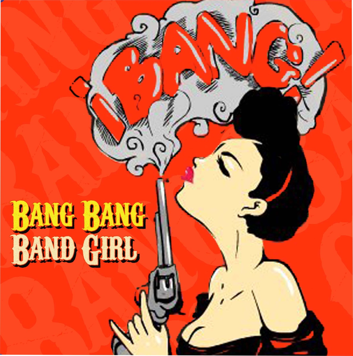 "BANG BANG BAND GIRL ""! Bang !"" EP 7"""
