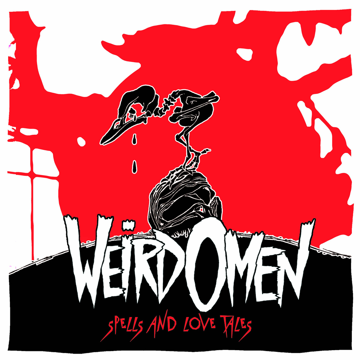 "WEIRD OMEN ""Spells and Love Tales"" 45t"