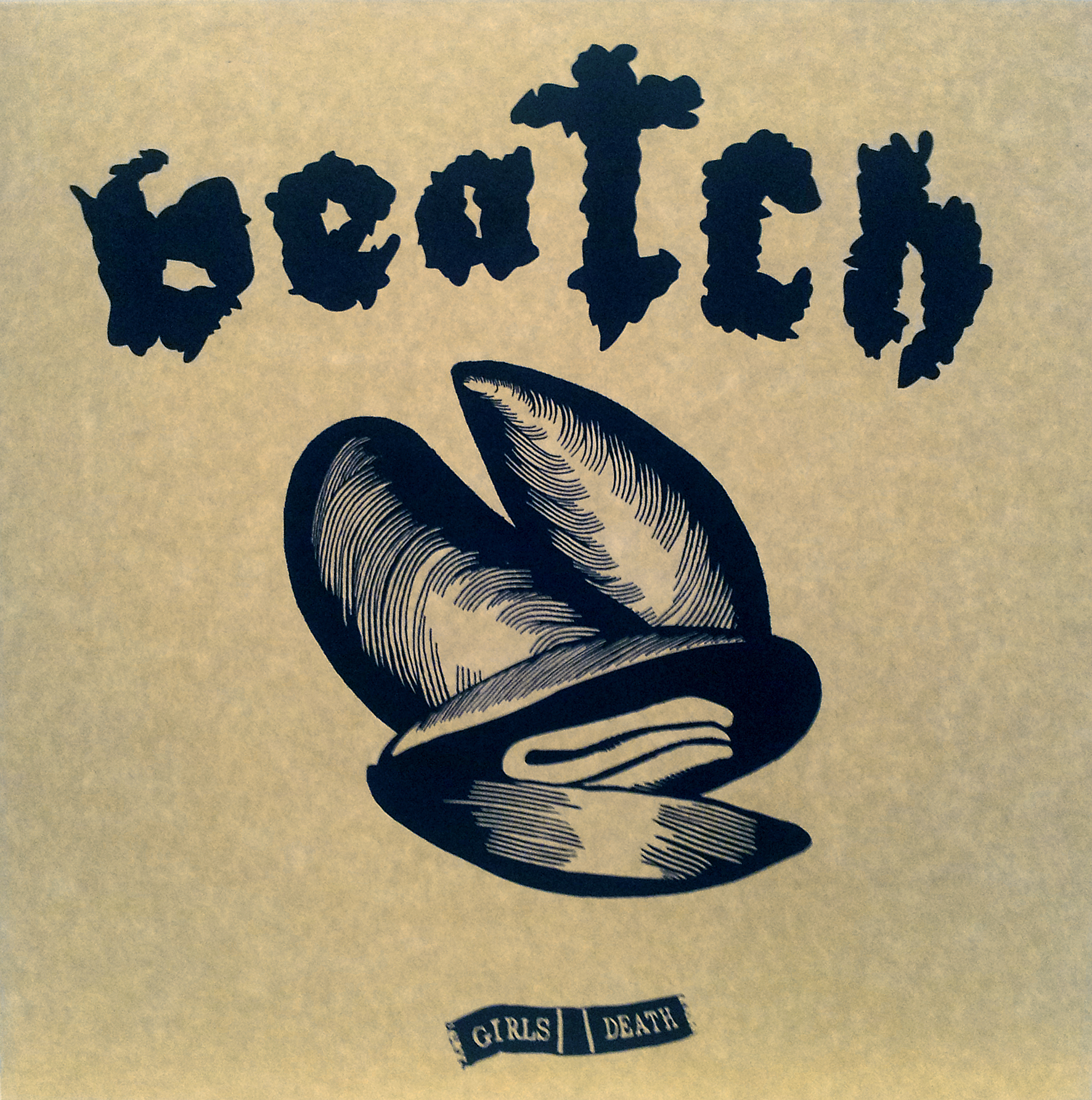 "BEATCH ""Girls/Death"" LP 12"""