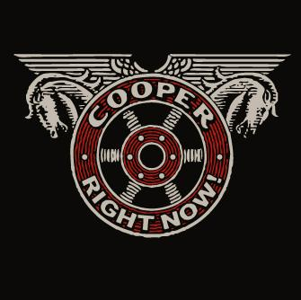 "COOPER ""right now"" CD"