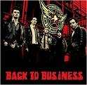 "BILLY BULLOCK AND THE BROKEN TEETH ""back to business"" CD"