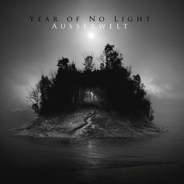 "YEAR OF NO LIGHT ""ausserwelt"" 2LP"