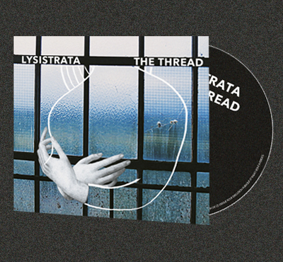 "LYSISTRATA ""The Thread"" CD DIGIPAK"