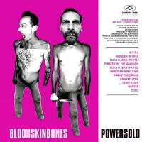 "POWERSOLO CD ""bloodskinbones"""