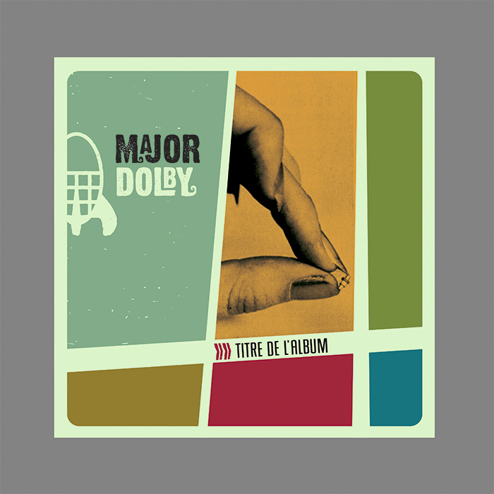 "MAJOR DOLBY ""s/t"" EP"