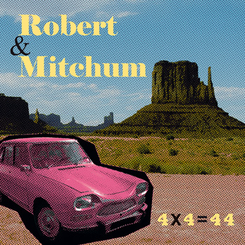ROBERT & MITCHUM maxi CD