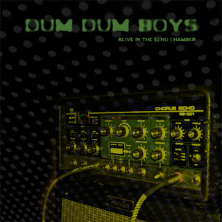 "DUM DUM BOYS ""Alive In The Echo Chamber"" LP 12"""