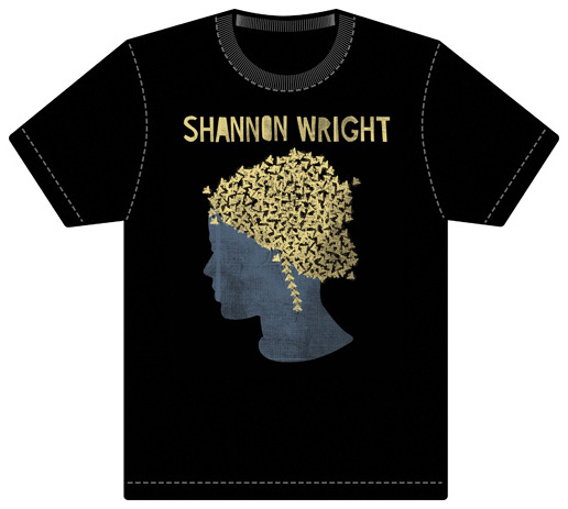"SHANNON WRIGHT - Tee-shirt ""Honeybee Girls"" Boy"
