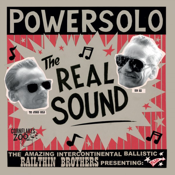 "POWERSOLO CD ""The Real Sound"""